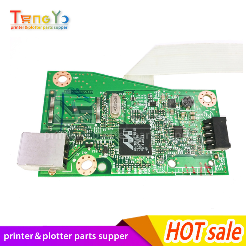 CE672-60001 Logic Main Board Use For HP LaserJet P1566 1566 HP1566 Formatter Board MainboardCE672-60001 Logic Main Board Use For HP LaserJet P1566 1566 HP1566 Formatter Board Mainboard