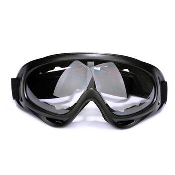 Jazda na rowerze okulary Snowboard gogle gogle narciarskie okulary rowerowe wiatroszczelna jazda na nartach na świeżym powietrzu MTB rower szosowy motocykl szkło tanie i dobre opinie Ze stopu Z tworzywa sztucznego Cycling Goggles Eyewear 8 cm 18 cm Unisex Black Wind Goggles Mountain Bike Motorcycle night travel Cycling Eyewear