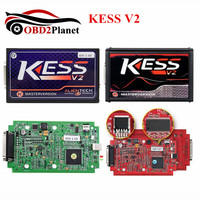 KESS V2 FW V4.036 KESS FW V5.017 Red PCB Kein Token begrenzte Mit ECM Titan ECU Programming Tool Kess V2.23 Master Version