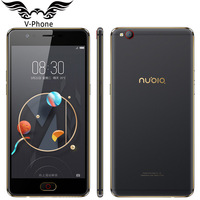 Original Nubia M2 Lite 4G LTE Mobile Phone 3GB RAM 64GB ROM MT6750 Quad Core 5