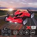 X9 Мини Drone Syma Воздух-Земля Двойной Режим RC Летающий Автомобиль Quadcopter 2.4 Г 4CH 6-осевой Переключатель Скорости С 3D Переворачивает VS Сыма X5 X5C X5SW