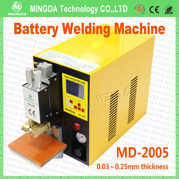 industrial price top battery tab spot welder for lithium ...