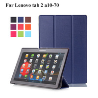 For Lenovo Tab3 X70L X70F Case Cover Tablet For Lenovo Tab 2 A10 70 A10 70F