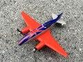 Оригинал Pixar Самолеты 1:55 Бульдог Металл Игрушка Самолеты Новый Свободные