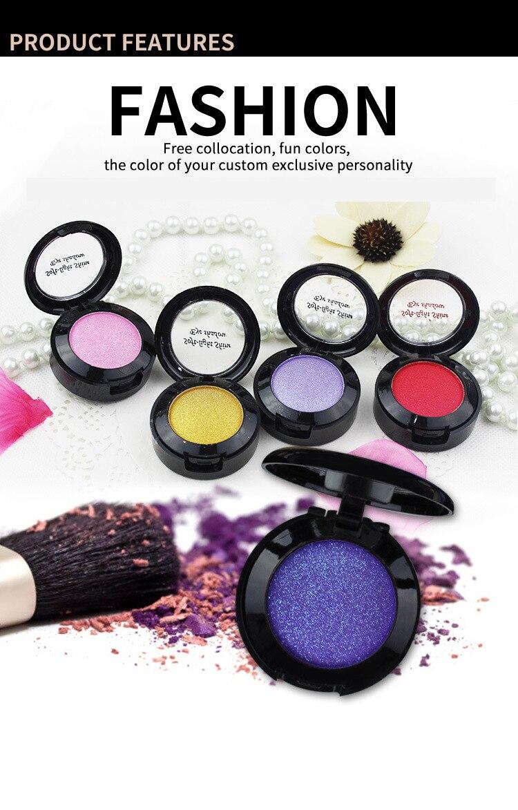 Pigmentierung Lidschatten-palette Glo Make-Up Lidschatten-palette für Frauen abh kosmetische