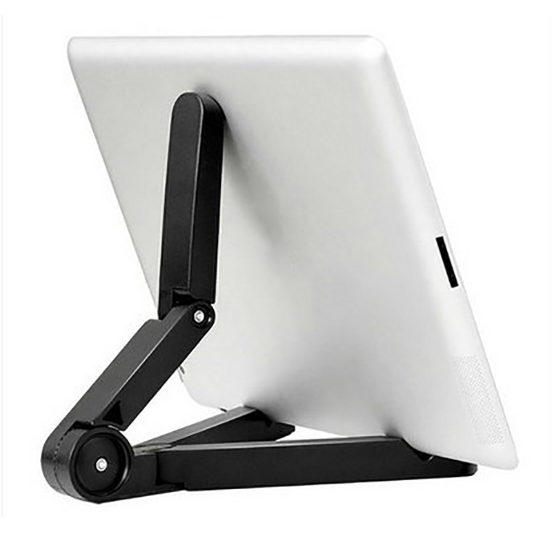 Portable Folding Adjustable Desk Holder Mount Stand For Apple iPad Mini 1 2 3 4 fashion design for ipad holder tablet stand JSX portable 5 level abs stand holder for ipad 2 ipod touch 4 iphone 3g 4 purple