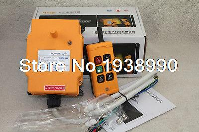 6 Channels Hoist Crane Radio Remote Control System 110V YB