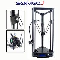 3D принтеры работы печати для датчик автоматической коррекции 3dprinter 0,4 мм сопла 3d DIY Kit pla ABS дерево