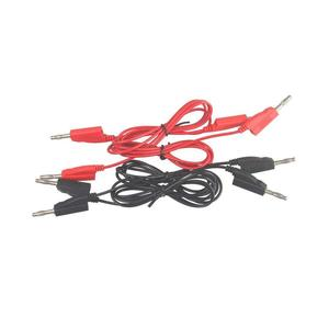 Image 5 - 2019 New Arrival Automotive Electrical Wires Circuit Car Cables Test Lead Kits Set Multi functional Diagnostic Tool DHL Free