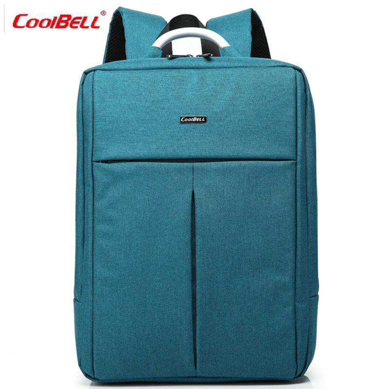 COOLBELL Laptop Backpack Men Women Bolsa Mochila for 14/15Inch Notebook Computer Rucksack School Bag for Teenagers-FF brand coolbell for macbook pro 15 6 inch laptop business causal backpack travel bag school backpack