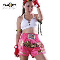 Muay Thai Boxing Shorts Martial Arts wears shorts MMA pants/trunks for men and women