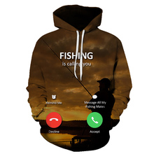 Fisherman Hoody Sleeve Long