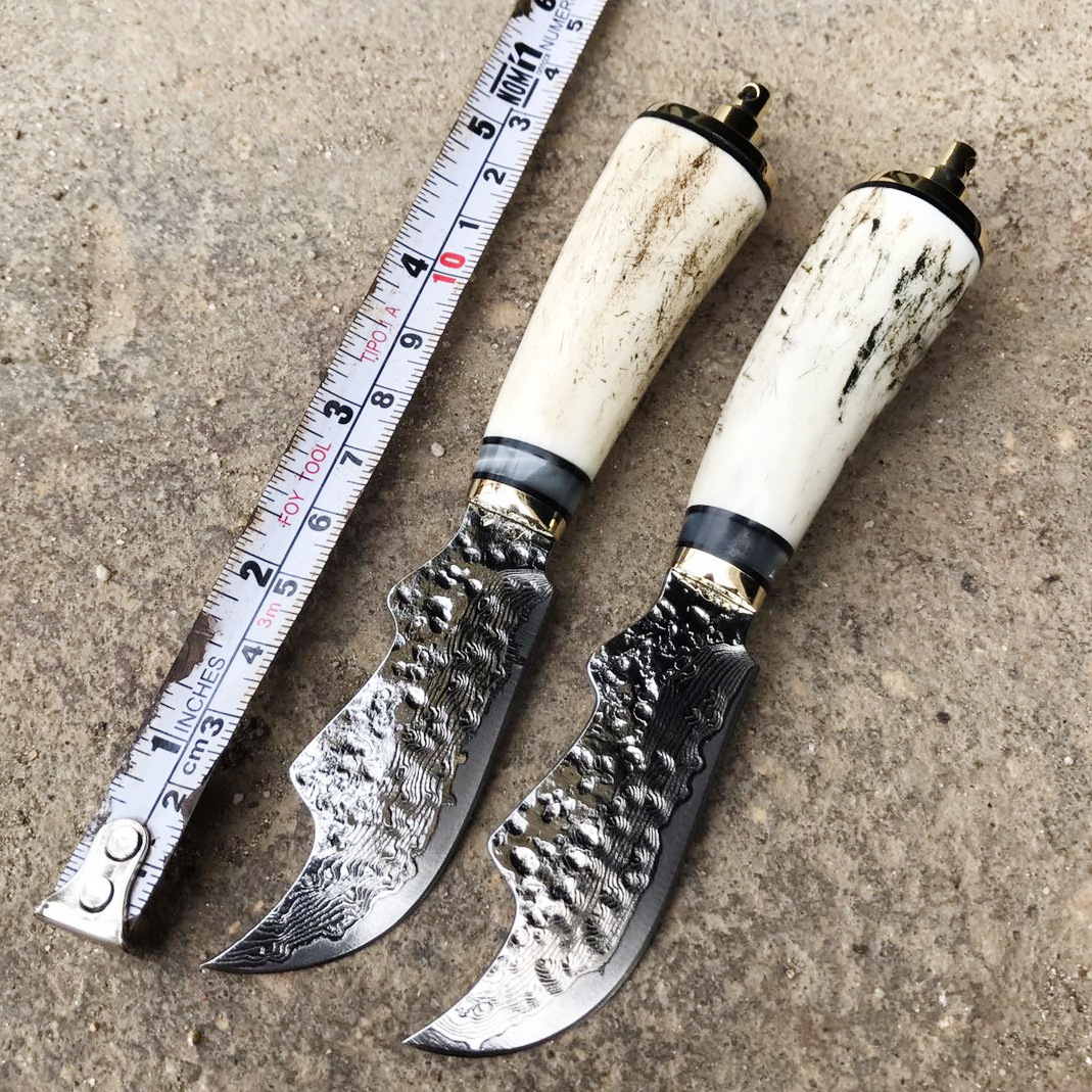 Damascus steel army Survival knife high hardness wilderness knive essential self-defense Camping Knife Hunting outdoor tools EDCDamascus steel army Survival knife high hardness wilderness knive essential self-defense Camping Knife Hunting outdoor tools EDC