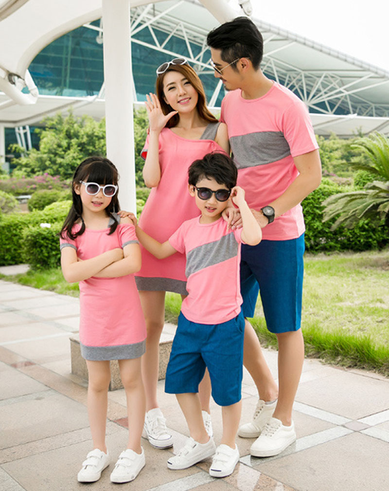 HTB13YnnJFXXXXa6XpXXq6xXFXXXS - Entire Family Fashion - Matching Family Outfits, Smart Casual Styling, 3 Color Options