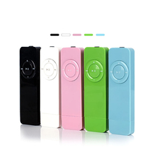 U-disk mp3 player reproductor de music USB in-line card MP3 Music Player Support 16GB Micro TF Card