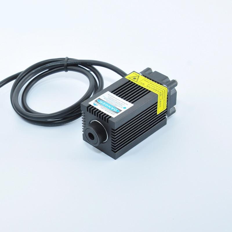 300mw 405nm focusing blue purple laser module engraving for 3D laser engraving machine laser diodes mart poom minu lugu