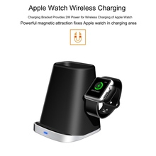 YYWIFI Fast Wireless Charger, Qi-Certified Charging Stand,7.5W for iPhone Xs Max/XR/XS/X/8/8 Plus All Qi-Enabled Phones