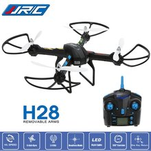 JJRC H28 2.4G 4CH 6-Axis Gyro Removable Arms RTF RC Quadcopter Drone Helicopters with Headless Mode and One Key Return