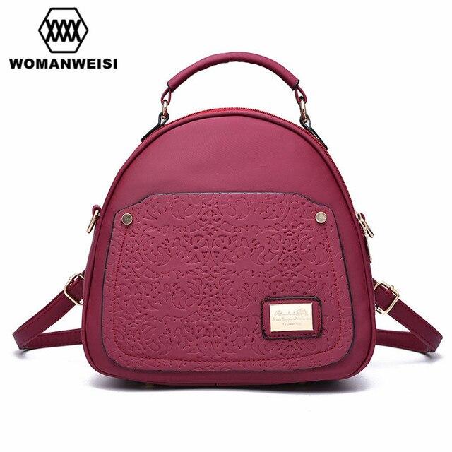 2017 New Fashion Vintage Ethnic Flower Small Women Bags Famous Designer Brand Leather Messenger Shoulder Bag Female Kabelky Sack