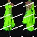 Competition Latin dance dress,tango salsa samba dance dress,latin dance wear,salsa dress,DMC stones fringe latin dress,Girls