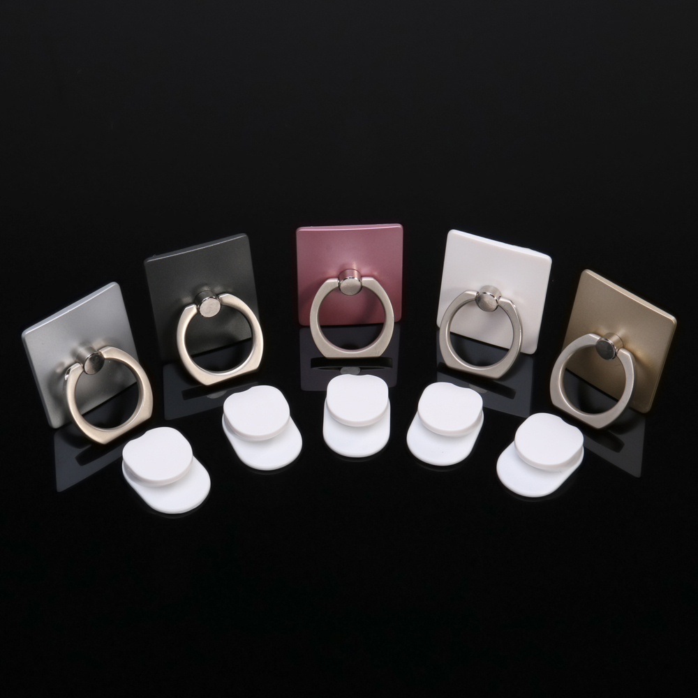 10pcs Lot Iring Holder Hook Universal Mobile Phone 3d Metal Ring Stand Mount Finger Grip For Iphone In Holders Stands