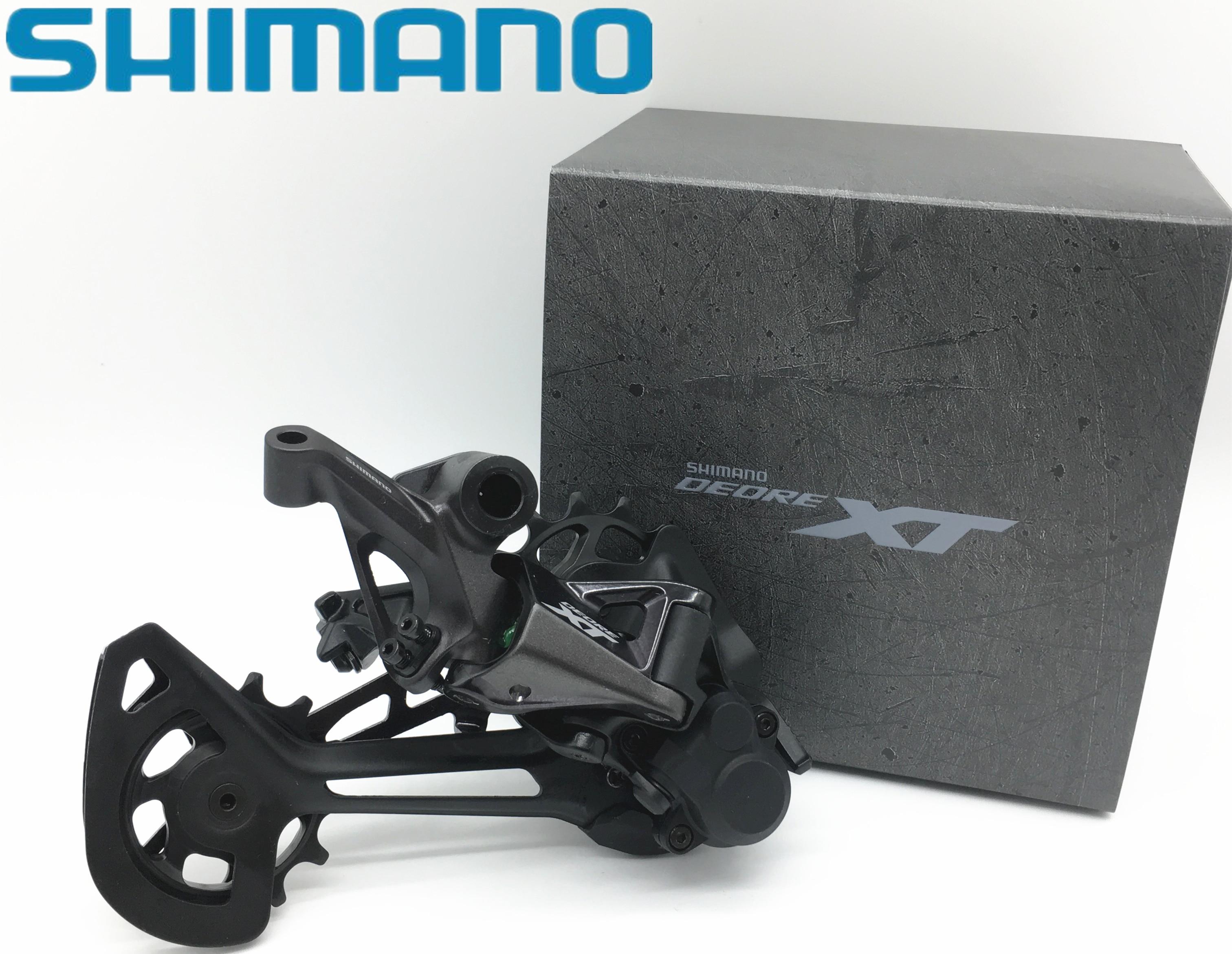 box packed SHIMANO deore xt RD M8100 rear derailleur 12S MTB bicycle bike derailleurs M8100 M8120