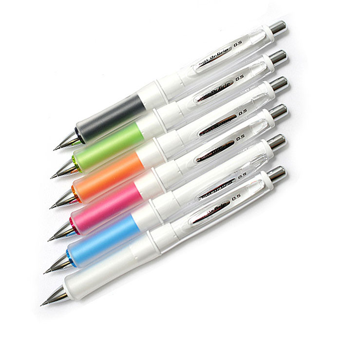 Pilot Dr. Grip Mechanical Pencil 0.5mm Shake Lead Out Pencil pilot dr grip pure white retractable ball point pen