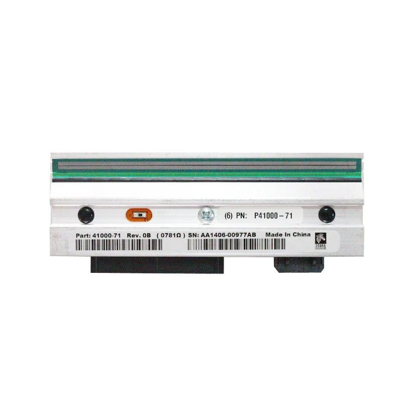 SEEBZ оригинальная новая термальная печатающая головка для Zebra ZT410, 203 точек/дюйм штрих код этикетка печатающая головка