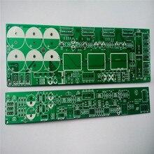TDA7294 amplificateur conseil PCB conseil Pré-amplificateur conseil 2.1 TDA7293 amplificateur Subwoofer 2*80 W + 160 W avec Haut-Parleur protection