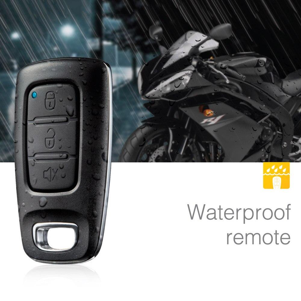Steelmate 886E 1 жол мотоциклдік сигнал - Мотоцикл аксессуарлары мен бөлшектер - фото 5