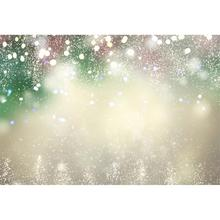 Laeacco Wonderland Light Bokeh Photography Baby Children Background Dreamy Scene Seamless Photographic Backdrop For Photo Studio