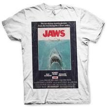 Camiseta de tiburón Lo Squalo Vintage cartel Original maglia Uomo ufficiale cuello redondo manga corta Camiseta Tee top