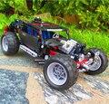 Kits de edificio modelo compatible con la ciudad de lego Technic Hummer SUV 3D modelo de construcción bloques Educativos juguetes y pasatiempos para niños