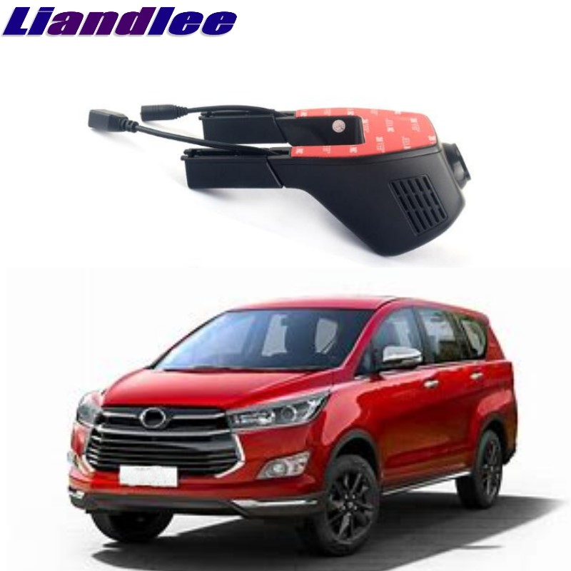 Liandlee Driving Dash-Camera Innova Toyota Record Wifi Dvr 1 For Car-Road AN40