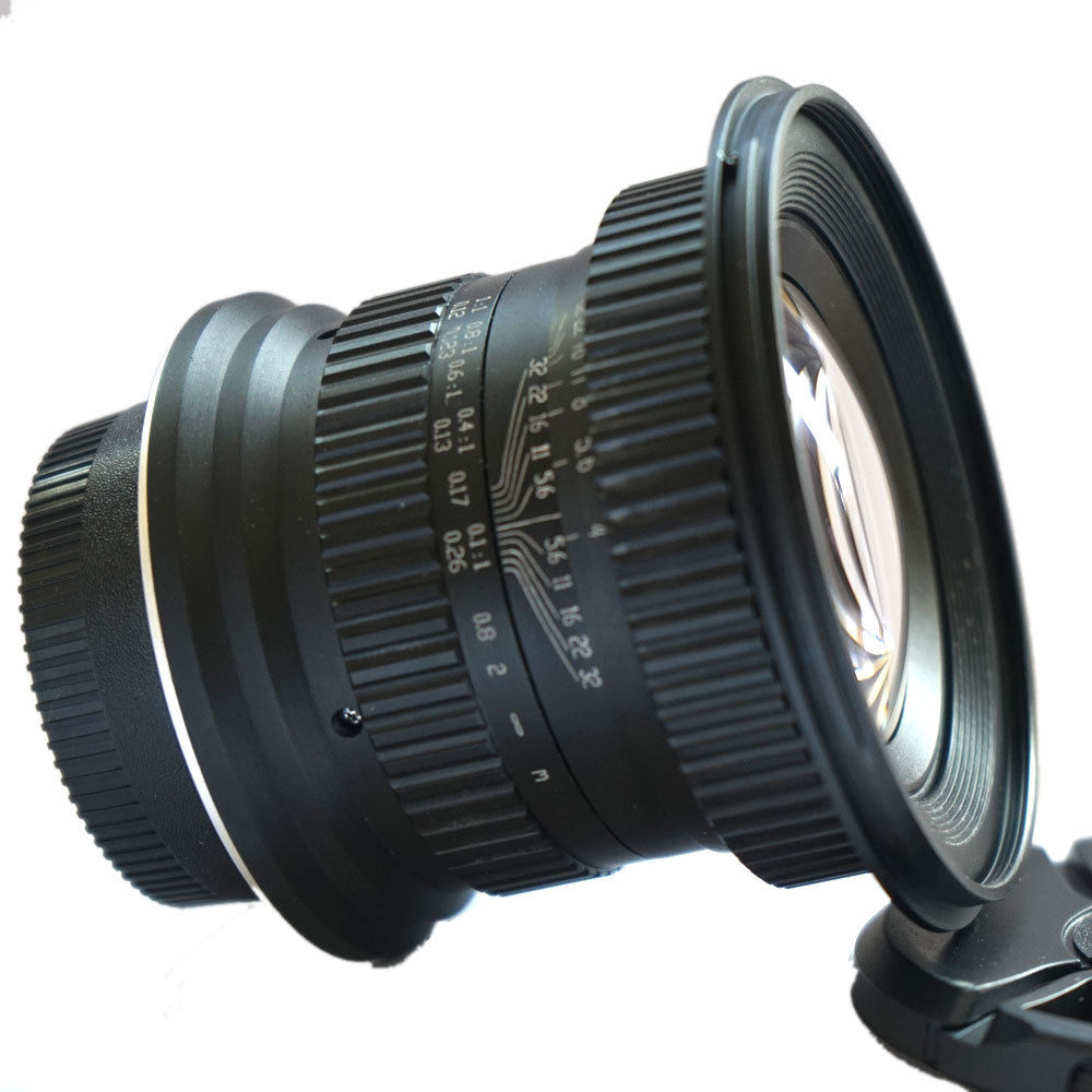 JINTU 15mm f/4.0 F4 Wide Angle Macro Fisheye Lens For NIKON DSLR Camera D7100 D7000 D5100 D50 D3400 D30 D90 D80 3