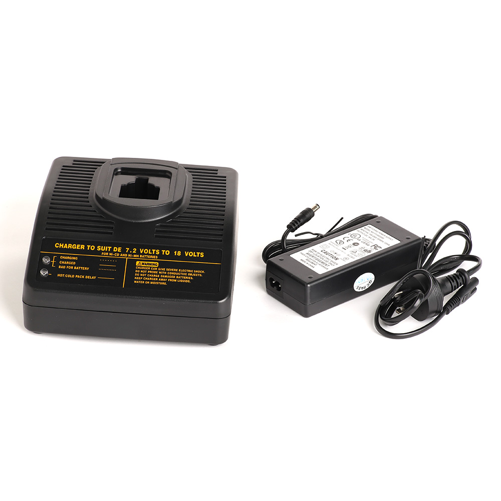 Universal Charger for Dew 7.2V-18V Power tool battery,DC011,DC012,DC9310,DC9320,DC9319,DW9117