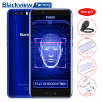 Blackview P6000 Face ID Touch ID 4G Cell Phone 21 0MP Camera 5 5 FHD 6GB