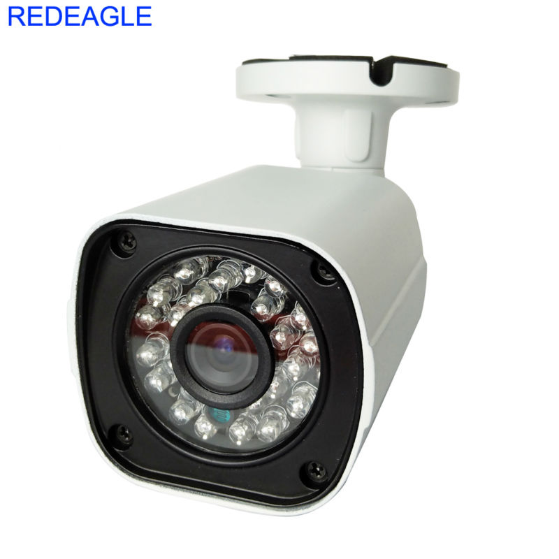 2MP 1080P AHD Security Camera Outdoor Waterproof Metal Body HD Video Surveillance Night Vision Free Shipping blueskysea 2k hd s60 body personal security