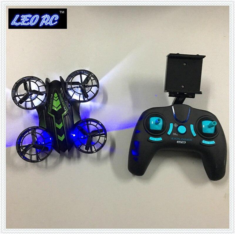JXD 515W original 2.4G 4ch rc drone with wifi camera