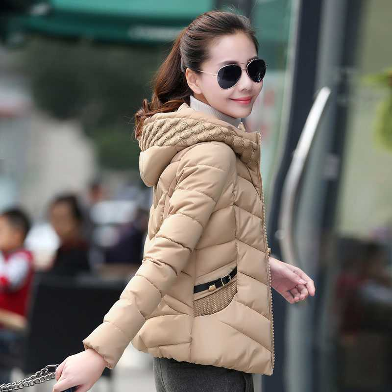 Womens Winter Jackets Coats 2015 Fashion Parka Women Hooded Slim Short Female Jacket Manteau Femme Women's Winter Jacket H5311