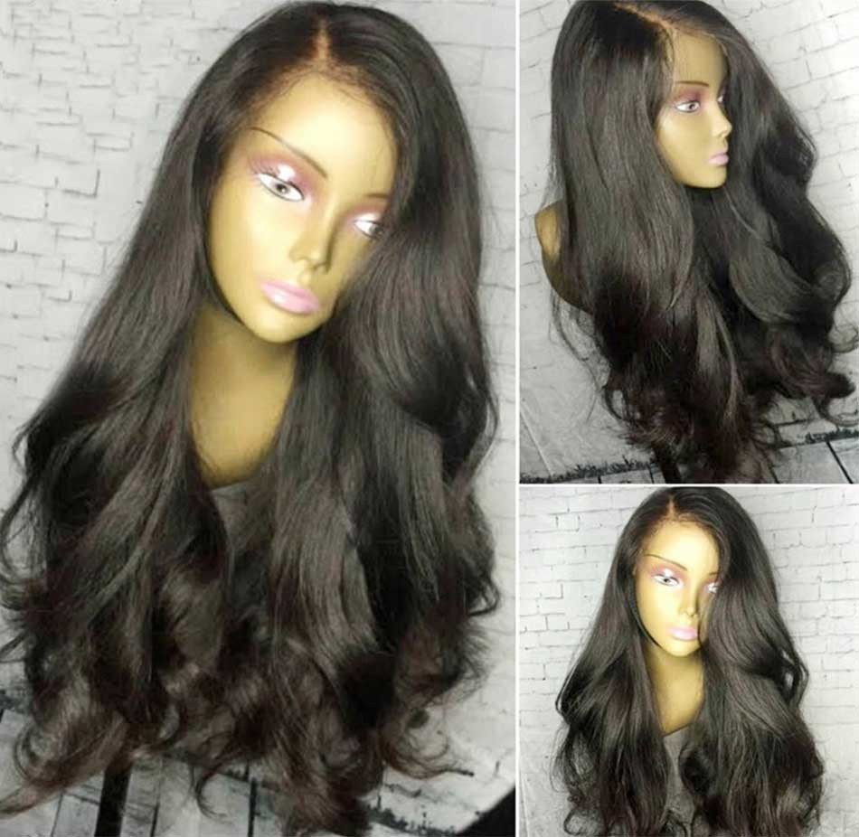 Full Lace Human Hair Wigs For Black Women Glueless Full Lace Wigs Brazilian Body Wave Lace Front Human Hair Wigs Lace Front Wigs (3)