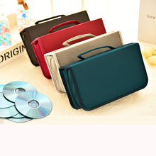 ymjywl CD Case High Quality Waterproof and Dustproof 128 Disc Capacity CD Package high quality cd the betles stereo 16cd