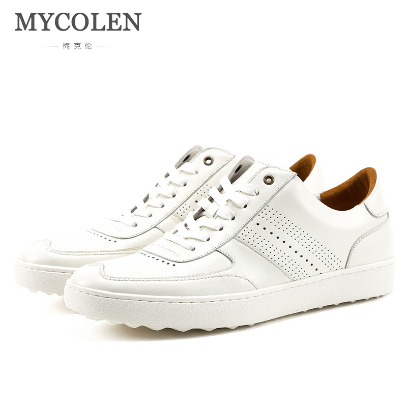 MYCOLEN Original Brand Leather MenS Shoes England MenS First Layer Leather Korean Version Of The Breathable Casual Shoes MenSMYCOLEN Original Brand Leather MenS Shoes England MenS First Layer Leather Korean Version Of The Breathable Casual Shoes MenS
