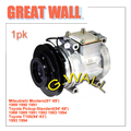 10PA15C A/C Compressor For Car Toyota Pickup T100 For Car Mitsubishi Montero ac compressor 4472000996  4473001170 447200944