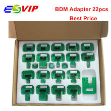 KTAG KESS KTM Dimsport BDM Probe Adapters LED BDM Frame ECU RAMP 22pcs Adapter BDM Probe Adapters LED BDM Frame ECU RAMP(China)
