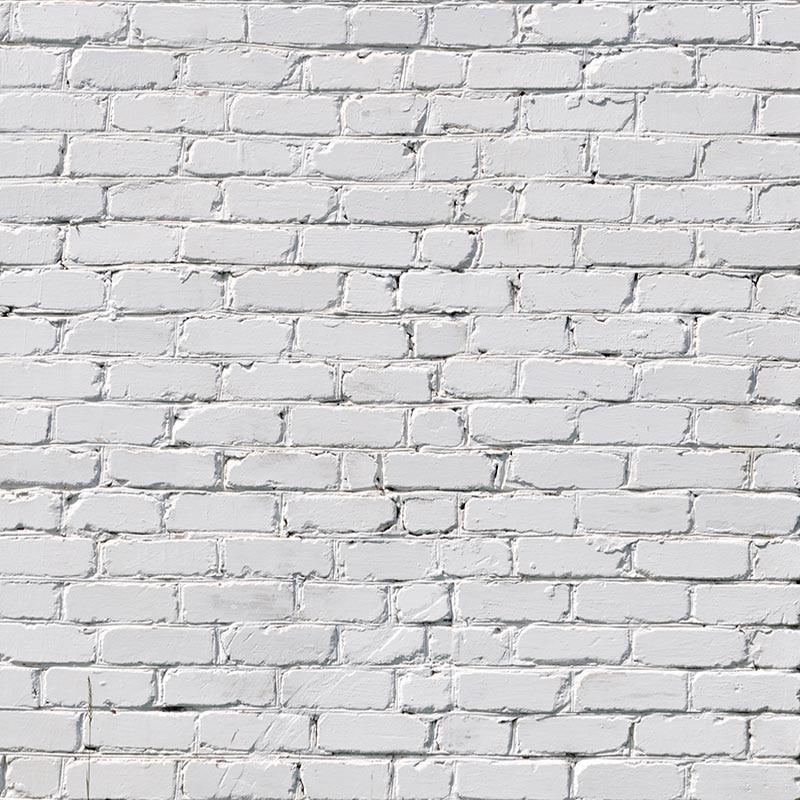 MEHOFOTO White Stone Wall Party Backdrop Newborns Photo Background Vinyl Brick Wall Photography Background Props F-1465