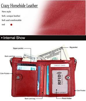 Vintage Small Zipper Wallet  3