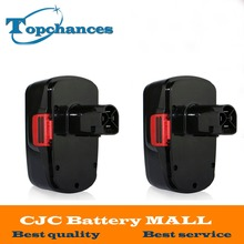 2pcs High Quality New 19 2V 2000mAh Black Ni CD Replacement Power Tools Battery for Craftsman