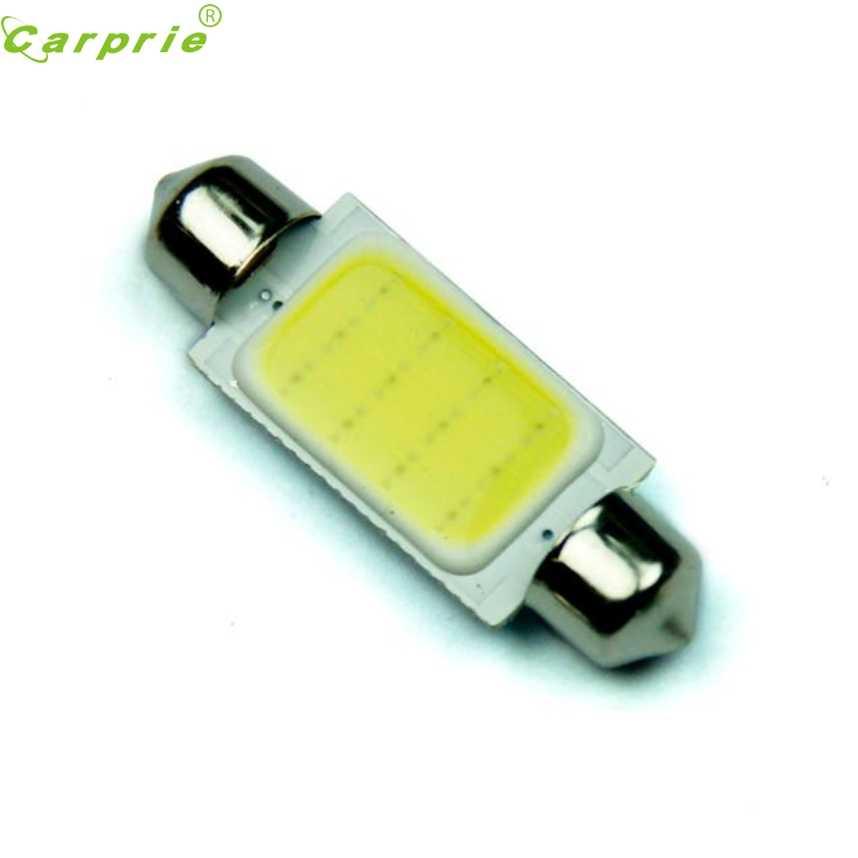 2 шт. 41x24x9 мм высококачественный светодиодный светильник 42 мм гирлянда фестон 12 чипов DC 12 В светодиодный автомобильный фонарь CARPRIE автомобильный Стайлинг CFR