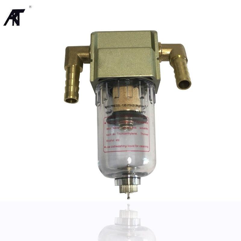 Universal Motor Oil Catch Tank/Öl können Filter heraus verunreinigungen auto zubehör Interface gerade kopf/joint ellenbogen
